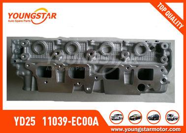 Zylinderkopf Nissan Navaras YD25 2.5DDTI DOHC 16V 2005 - 11039 - EC00A