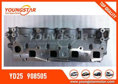 Schließen Sie Aluminiumzylinderköpfe für NISSAN Narava Cabstar YD25 908505 ab